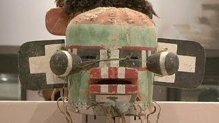Hopi fail to block auction of sacred masks in Paris