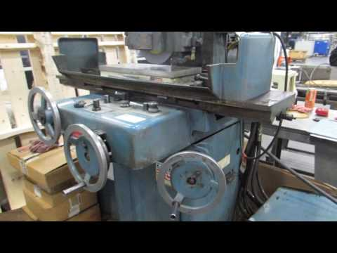 KO Lee S918-HGRE 2-Axis Horizontal Surface Grinder At Machinesused.com
