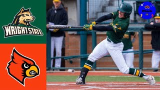 Wright State vs #2 Louisville | 2020 College Baseball Highlights