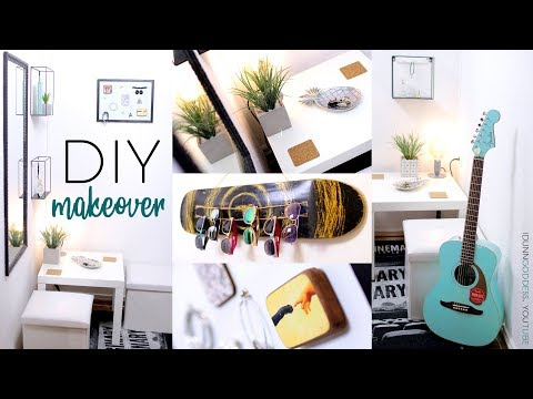 DIY Entryway Makeover And Decor In European Minimalism Style – How To Organize Small Entryway