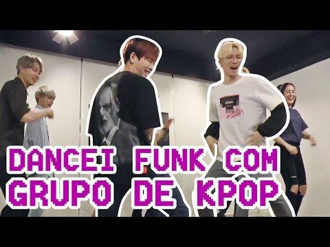 DANCEI FUNK COM GRUPO DE KPOP - Feat. BLANC7
