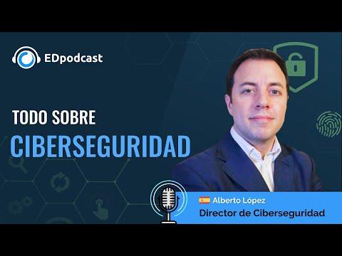#EDpodcast 11 | Todo lo que debes saber sobre ciberseguridad