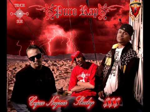 pensamiento de un gangsta ''Fondo Blanco-Crack Family''