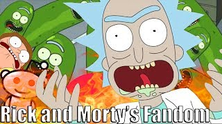 Why Rick and Morty Has Such a Bad Fandom - The Fandom Files