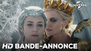 Le chasseur et la reine des glaces :  bande-annonce VOST