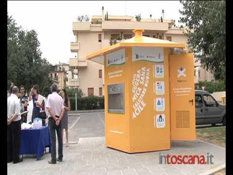 Il fontanello di via Pomeria Prato.avi