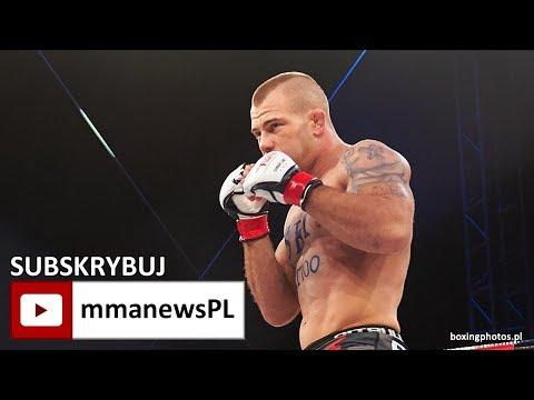 """Gracjan Szadziński po Babilon MMA 1: """"Wszyscy zawodnicy marzą o KSW."""""""