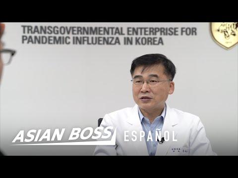 Tienen que escuchar a este experto de COVID-19 de Corea del Sur | Asian Boss Español