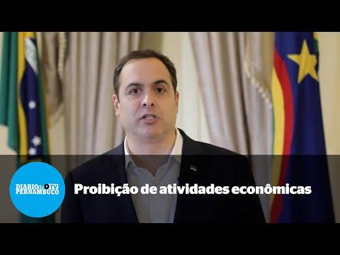 Atividades econômicas proibidas em 63 municípios do Agreste e Sertão
