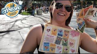 SUCCESS!! We found all the Valentines Day Cards! [4K] | Disneyland Vlog #3