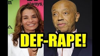 Russell Simmons Rapes Daughter Of Directing Legend Sydney Lumet!