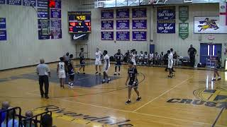 Surrattsville vs Huntingtown  Boys  11 Jan 20  4th Quarter