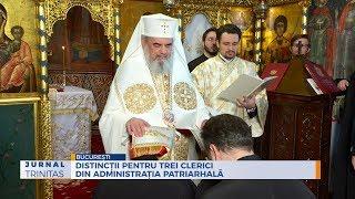 Distinctii pentru trei clerici din Administratia Patriarhala