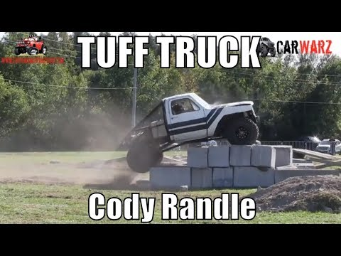 Cody Randle 1985 Chevy K30 Second Round Modified Class Minto Tuff Truck Challenge 2018