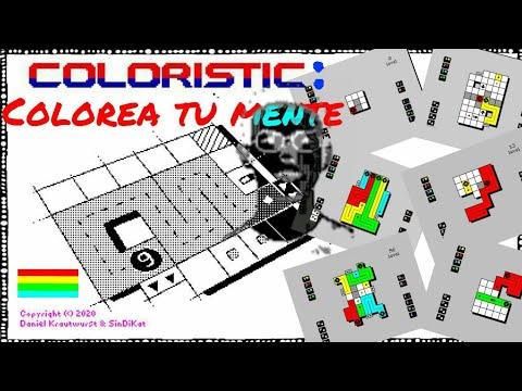 Canal Homebrew: Coloristic (SinDiKat) Spectrum