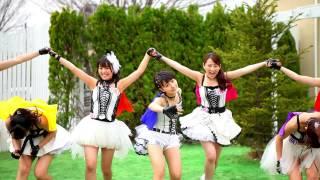 ジャンパー! ミュージックビデオ UPUP GIRLS kakko KARI
