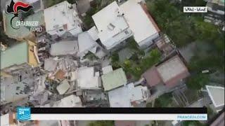 زلزال يضرب جزيرة جزيرة إسكيا الإيطالية     -
