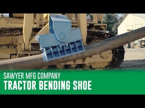 Sawyer Tractor Bending Shoe.mp4