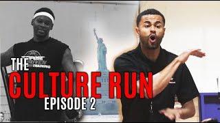 The Culture Run: Episode 2 - New York City