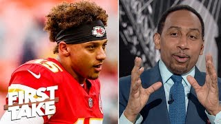 Stephen A.: 'I bet on Bill Belichick before I bet on Patrick Mahomes' | First Take