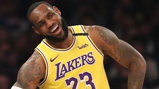 Los Angeles Lakers vs New York Knicks Full Game Highlights   January 22, 2019-20 NBA Season