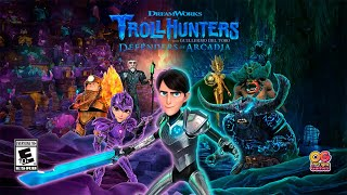 Trollhunters Defenders of Arcadia released