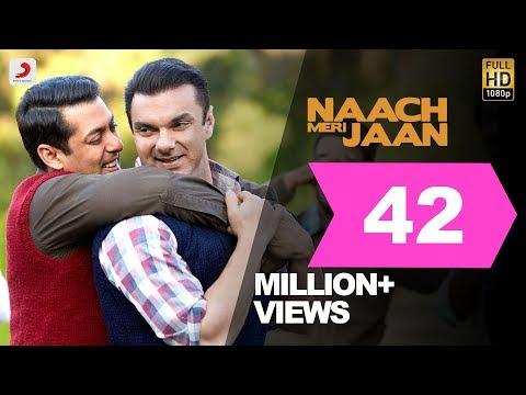 Tubelight - Naach Meri Jaan - Salman Khan - Sohail Khan - Pritam - Kamaal - Nakash - Amitabh B