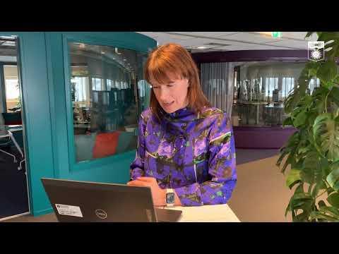 Kristina Sundin Jonsson informerar om det aktuella läget, onsdag 24 februari