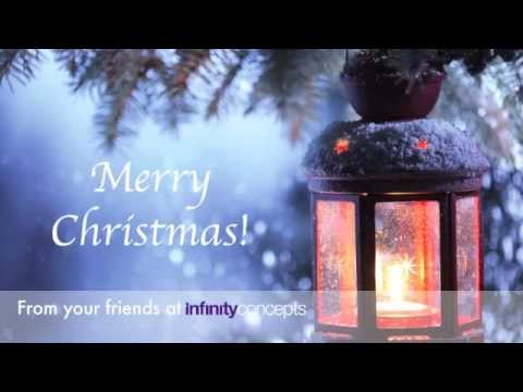 Merry Christmas from Infinity Concepts 2012