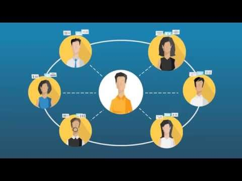 CamCard Business explainer video