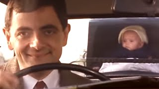 Hello Baby | Funny Clips | Mr Bean Official