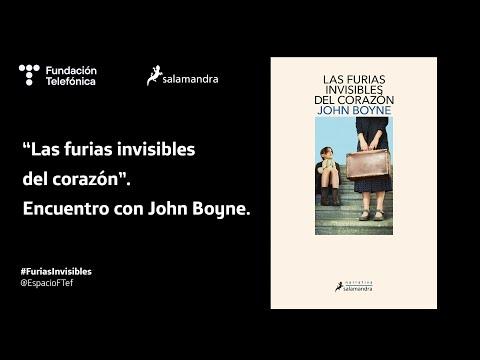 Vidéo de John Boyne