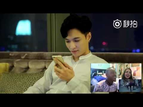 Yixing react to fans who do reaction to What U Need MV