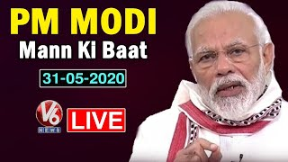 Live: Prime Minister Modi's Mann Ki Baat..