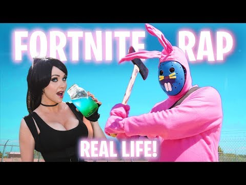 Screen Team - Fortnite Rap Battle