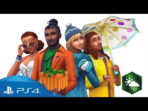 The Sims 4: Seasons | Official Reveal Trailer | PS4