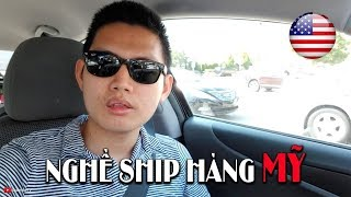 🇺🇸Ship hàng Mỹ #3 ✈️Nghề Mua và Ship hàng Mỹ, Mua vé máy bay miễn phí | Quang Lê TV #84