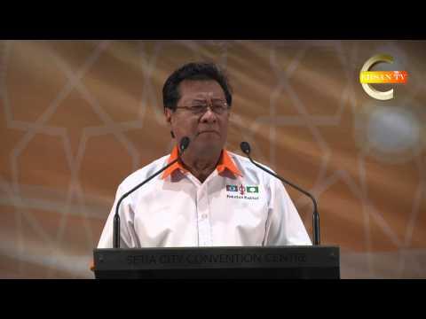 Konvensyen PR ke-5: Pidato Menteri Besar Selangor