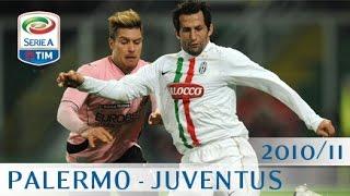 Palermo - Juventus - Serie A 2010/11 - ENG