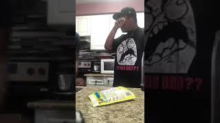 Cooking with teenage black men
