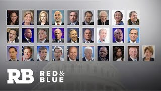 List of potential 2020 presidential candidates grows