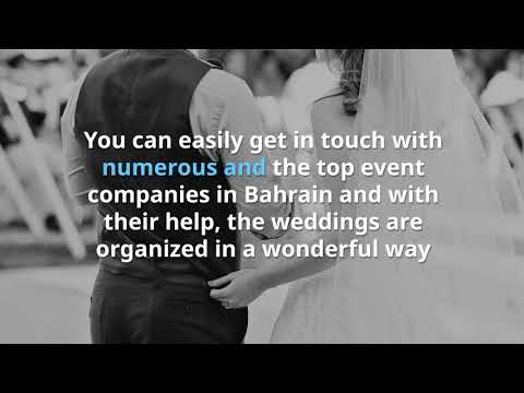 Top Event Companies in Bahrain