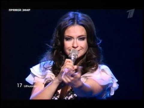 Evelina Sašenko - C'est ma vie (Eurovision 2011 - Lithuania)