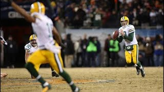 """Green Bay at Chicago """"Rodgers to Cobb"""" (2013 Week 17) Green Bay's Greatest Games"""