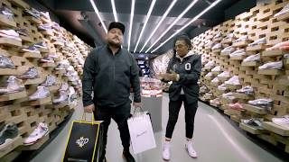Charlie Sloth Has The Biggest Sneaker Collection In The World??? Not A Hypebeast?