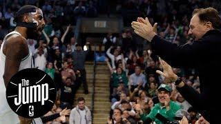 Kyrie Irving, Brad Stevens, defense: The Jump talks reasons for Celtics' hot start | The Jump | ESPN