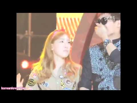 130628 TAEYEON makes Fanboy MIR LAUGH!