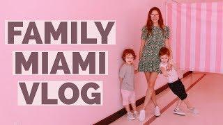 We're in Miami! | Family Vlog