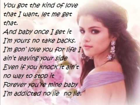 Baixar Selena Gomez - Come and get it (LYRICS ON SCREEN)