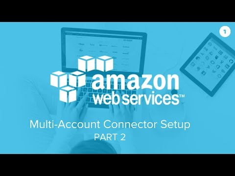 How to Set Up the OneLogin AWS Multi-Account Connector (Part 2 of 3)
